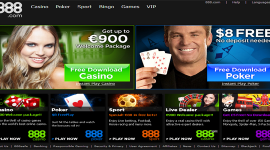888 Casino Reviews
